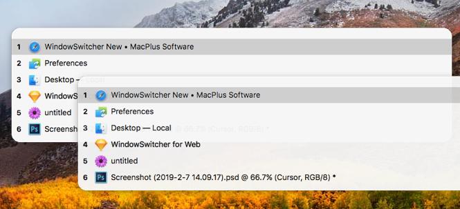 WindowSwitcher 1.1.2 Mac 破解版 快捷键窗口管理工具-麦氪派(WaitsUn.com | 爱情守望者)